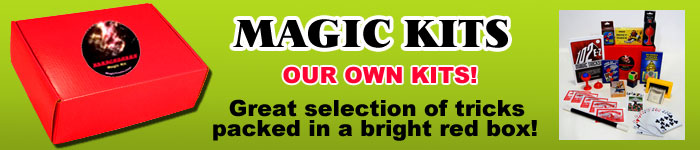 Boxed Magic Sets and Kits