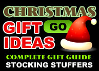 Christmas Gift Ideas and Stocking Stuffers