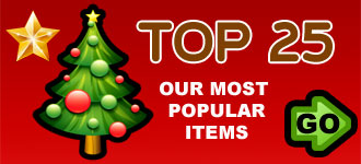 Top 25 Magical Gifts for 2012