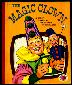 Magic Clown Book