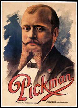 Pickman the Belgian mindreader