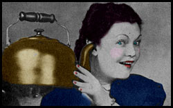 Sonia Zaranoff and the Talking Tea Kettle