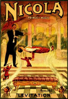 Real Names of Famous Magicians | MagicTricks.Com