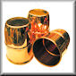 Cups and Balls Set (Copper)