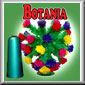 Deluxe Feather Flower Botania