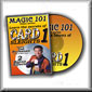 DVD- Card Sleights Magic 101