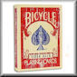 Faded Bicycle Deck with BONUS