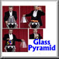 Glass Pyramid Multiple Production Box