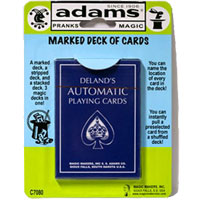 S.S. Adams Delands Deck