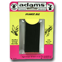 S.S. Adams Drawer Box