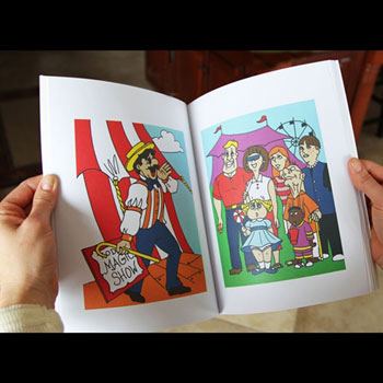Magic Coloring Book Trick Fast Shipping Magictricks Com Magic Coloring Book
