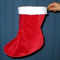Change Bag- Santa Stocking