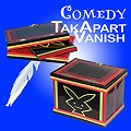 Comedy Take Apart Vanish