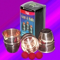 Cups and Balls Set - Copper