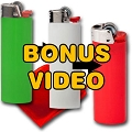 PASSWORD: Color Changing Lighter Bonus Video