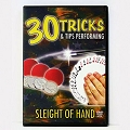 DVD- 30 Tricks With Easy Sleight of Hand