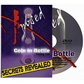 DVD- Coin In a Bottle Secrets Revealed