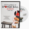 DVD- Encyclopedia of Sponge Ball Magic