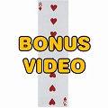 PASSWORD: Long Card Bonus Video