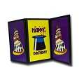 Magic Screen- Birthday Card