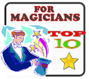 Top 10 Most Popular Magic Tricks for Magicians