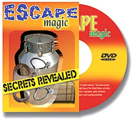 DVD- Escape Secrets Revealed