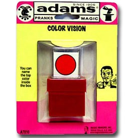S.S. Adams Color Vision