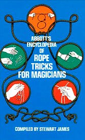 BOOK- Encyclopedia Of Rope Tricks
