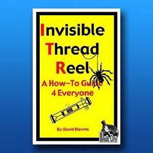 BOOKLET- Invisible Thread Reel