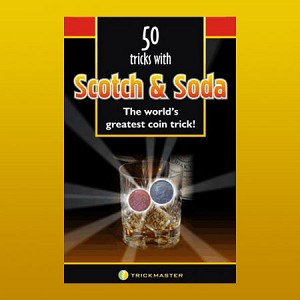 BOOKLET- Scotch and Soda