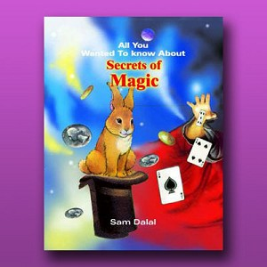 BOOK- Secrets Of Magic