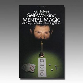 BOOK- Self Working Mental Tricks