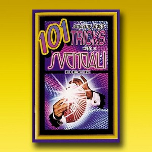 BOOKLET- 101 Tricks For a Svengali Deck
