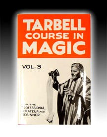 BOOK- Tarbell Course In Magic Vol. 3