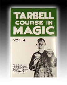 BOOK- Tarbell Course In Magic Vol. 4