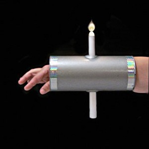 Candle Thru Arm