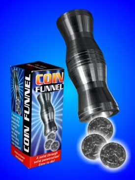 Coin Funnel- Half Dollar