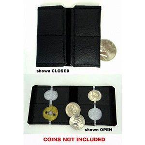 Coin Keeper Flat Wallet