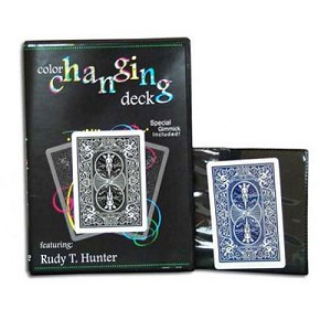 Color Changing Deck Trick with DVD