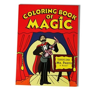 Magic Coloring Book- Jumbo