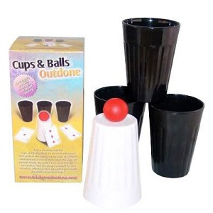 Cups and Balls Outdone + BONUSES