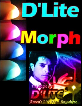 D'Lite - Multi Color Morphing PAIR