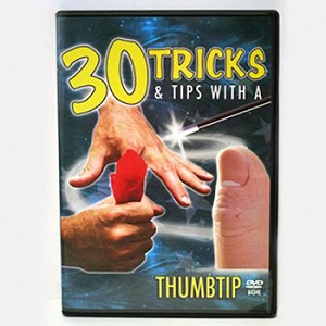 DVD- 30 Tricks with a Thumb Tip