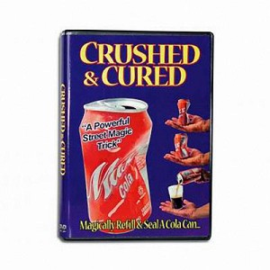 DVD- Crushed and Cured Cola