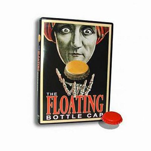Floating Bottle Cap with DVD