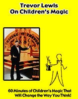 DVD- On Childrens Magic