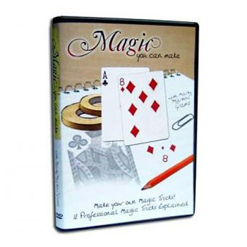DVD- Magic You Can Make
