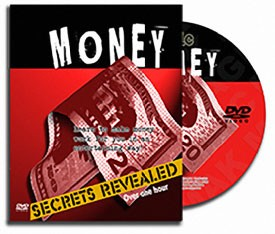 DVD- Money Magic Secrets Revealed