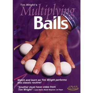 DVD- Multiplying Balls