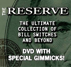DVD- The Reserve: Bill Switching